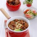 紅燒牛腩面(早餐菜譜)