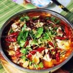 麻辣水煮魚(葷菜)