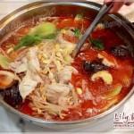 酸汤鱼(荤菜)