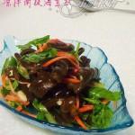 凉拌南极海茸丝(素菜)