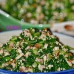 马兰拌豆干和葱香蚕豆(素菜-储存蚕豆的窍门)