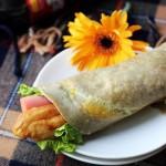 绿豆煎饼果子(早餐菜谱-天津小吃)