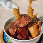 原味炖土鸡(荤菜)