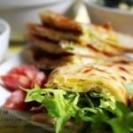 鸡蛋灌饼(早餐菜谱)