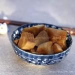 酸甜蘿卜干(家常醬菜)