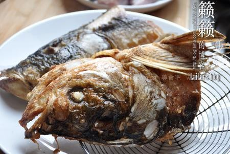 干烧鲜鱼头