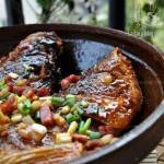 干烧鲜鱼头(荤菜-油亮香浓鲜醇味厚,好吃的干烧鱼头怎么做?)