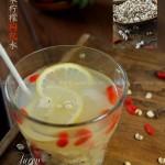 薏米银耳柠檬枸杞水(健康饮料)