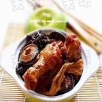 红烧什锦小肉锤(荤菜-好吃不油腻)