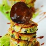 木耳蔬菜蛋饼(让挑食宝宝爱上吃饭的卡通菜)