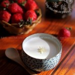 姜汁撞奶(传统广式甜品)