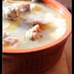 鲶鱼豆腐汤(荤素搭配)