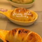 黄油芝士小面包(早餐菜谱)