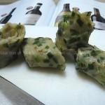 韭菜肉末煎饼(早餐菜谱-10分钟做一道煎饼)
