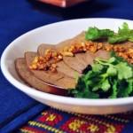 卤猪肝(凉菜)