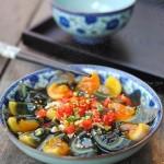 剁椒皮蛋(凉菜)