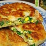 陕西炸菜盒(早餐菜谱)