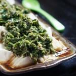 香椿拌豆腐(凉拌菜)