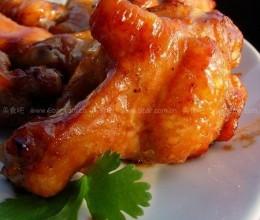 海鲜酱烤翅