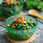 果仁菠菜(凉菜-春季养生)