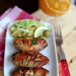 香草烤鸡翅(烤箱菜)