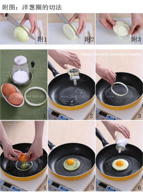 煎鸡蛋的方法