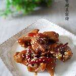 香辣美容蹄(荤菜-秋季补充胶原蛋白的首选菜)