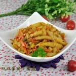 素炒茄子做法(减肥餐)