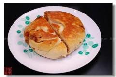 洋葱肉丁饼