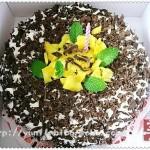黑森林蛋糕(甜品)
