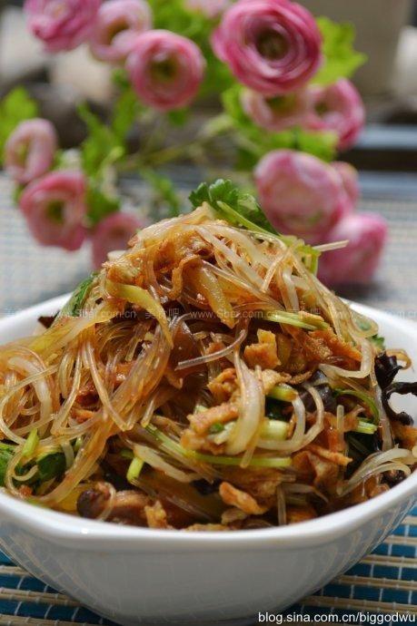 韓式拌雜菜