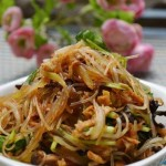 韩式拌杂菜(凉菜)