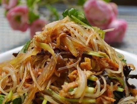 韓式拌雜菜(涼菜)