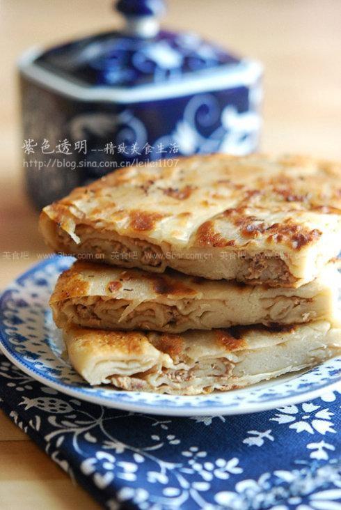 京味家常肉饼