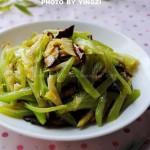 清炒雙筍(萵筍、春筍)