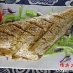 焦香烤鱼(烤箱菜)