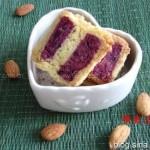 紫薯饼干(让小朋友都抢的零食)