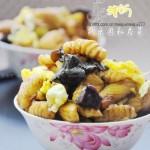 炒麻食(西北特色面食)