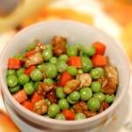 碗豆肉粒(荤素搭配)