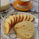 香蕉蛋奶煎饼(5分钟搞定提神醒脑的一顿早餐)