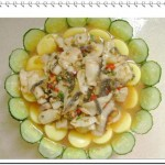 芙蓉魚片(葷素搭配)