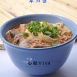 羊肉面(早餐菜譜-煮羊肉不膻的妙招)