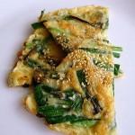 韭菜饼(早餐菜谱)