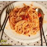 番茄肉酱意粉(西餐)