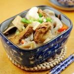 雞湯煨蔬果(葷素搭配)