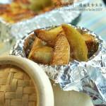 烤薯角(最佳休闲小零食)