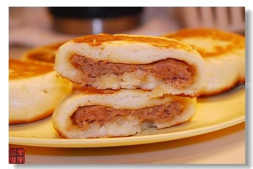 生煎洋葱饼