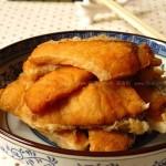 黄金熏鱼(荤菜)