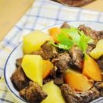 红烧牛肉(荤菜)