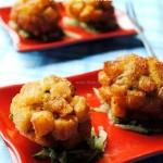 虾球(素菜)